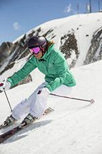 chaussures de ski confortables