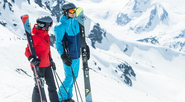 Nouveautés ski rossignol 2017