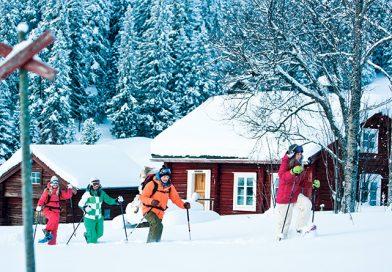 3 raisons d'offrir des raquettes à neige TSL pour Noël