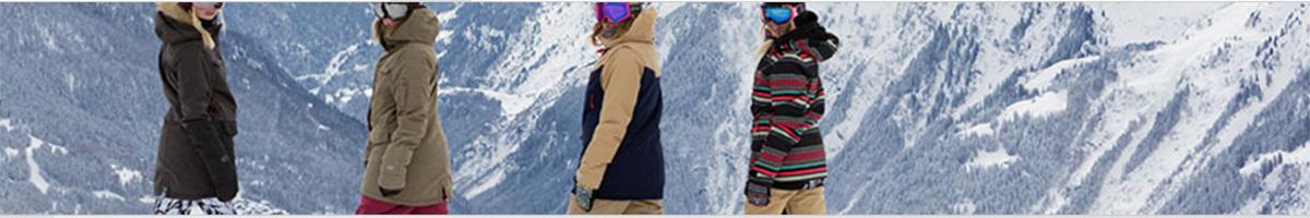 tenue de ski Rip Curl pour femme