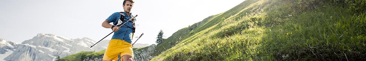 Bâtons de trail Leki micro trail