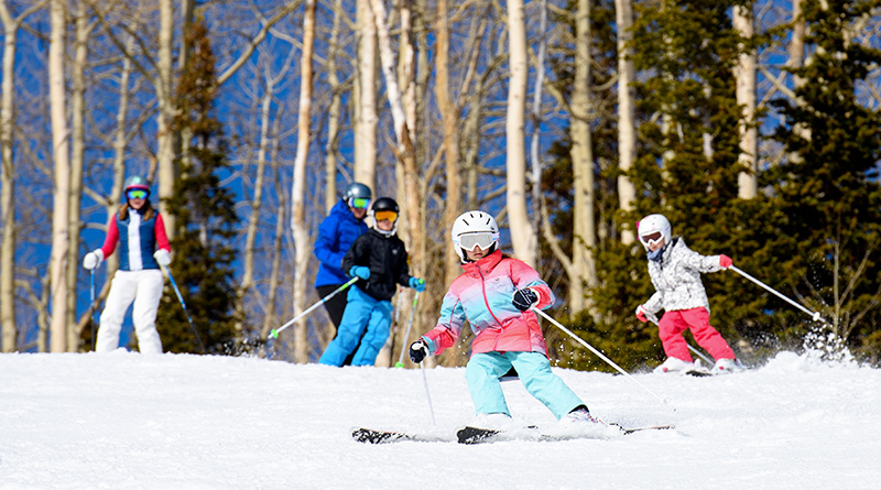 taille skis enfants