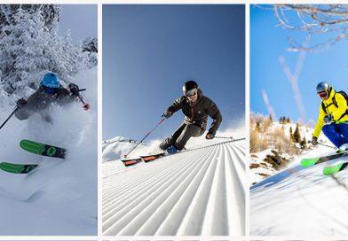 skis all mountain