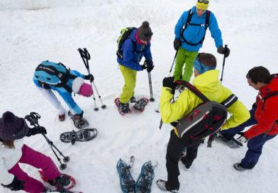 Les 5 indispensables pour une sortie raquette à la neige réussie