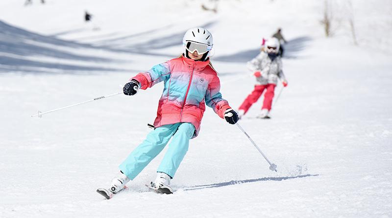 Espaces Ludiques pour skier avec les enfants