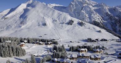 Manigod, station de ski familiale