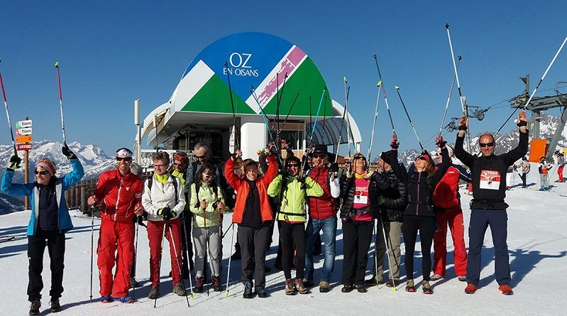 Nordic days oz en oisans 2018