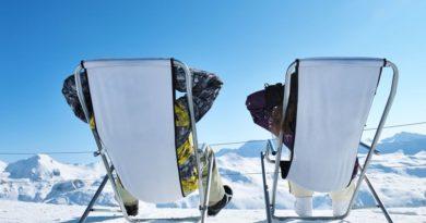 ski de printemps