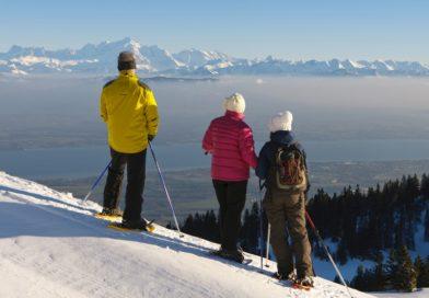 Les meilleurs randonnées en raquettes à neige du Jura