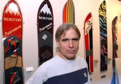 Histoire de la marque Burton Snowboards