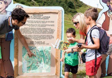 Les randonnées ludiques pour les enfants