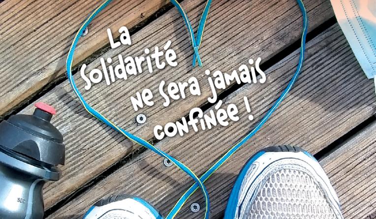 Click & Run Solidaire, une course connectée dans toute la France.